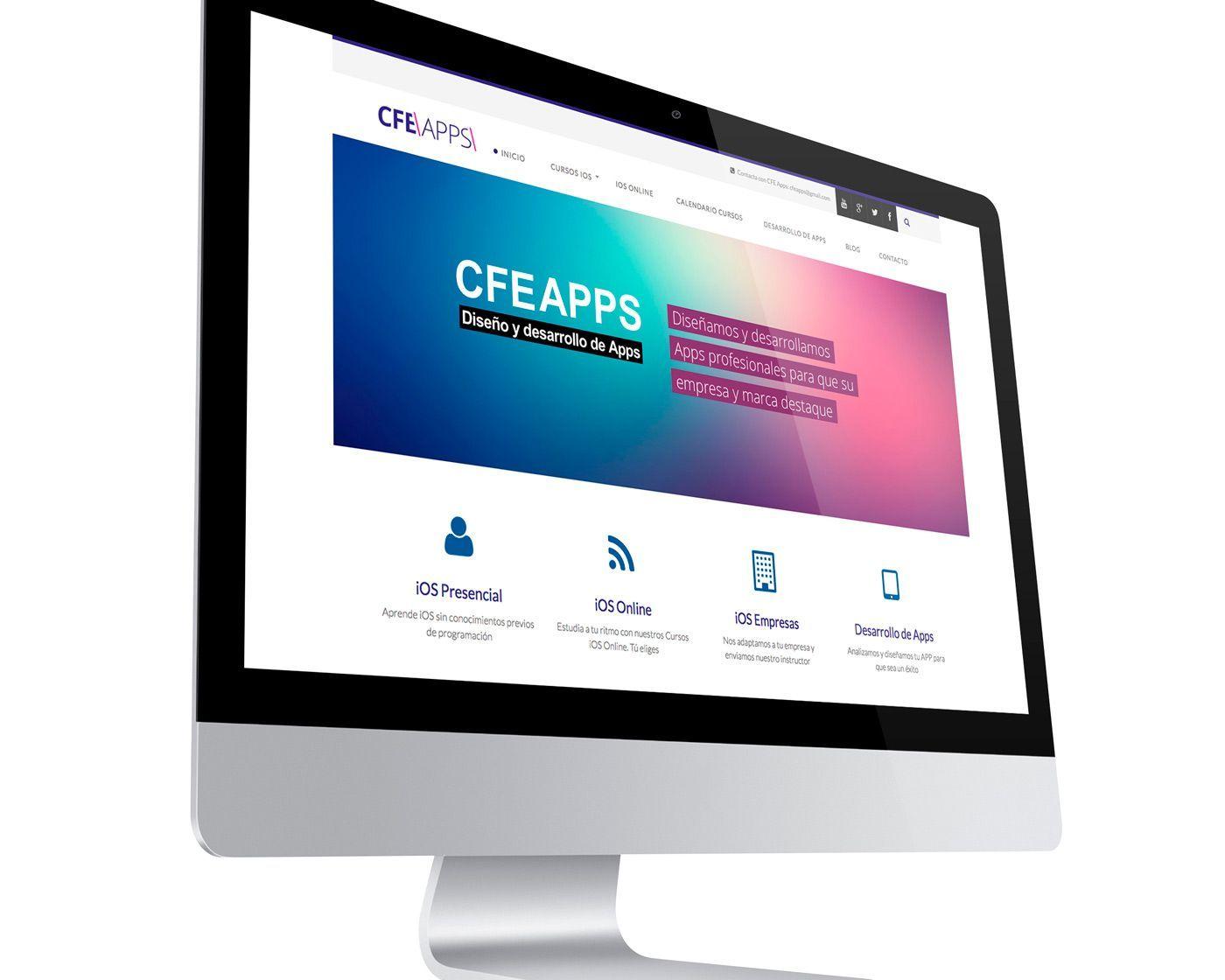 CFE APPS Madrid - Programación iOS para todos.