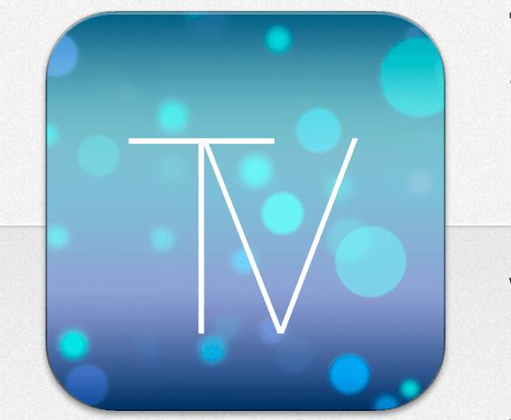 TV for iOS7 Nº en Espana