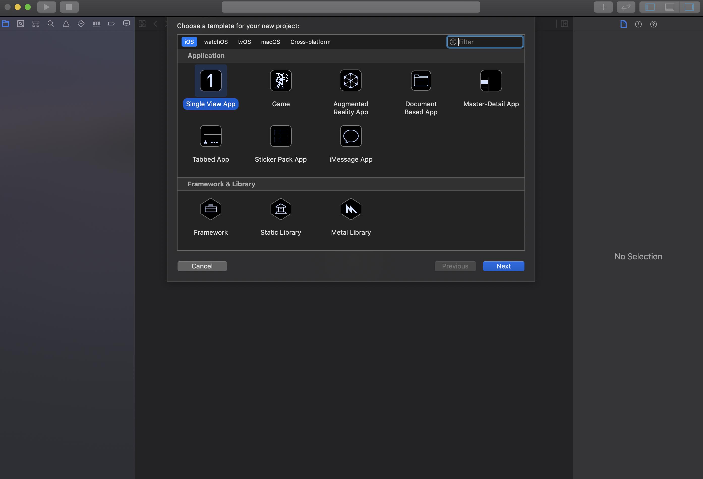 crear tu primera App con Swift