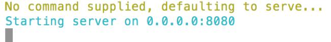 Vapor el Framework para usar Swift en un servidor9